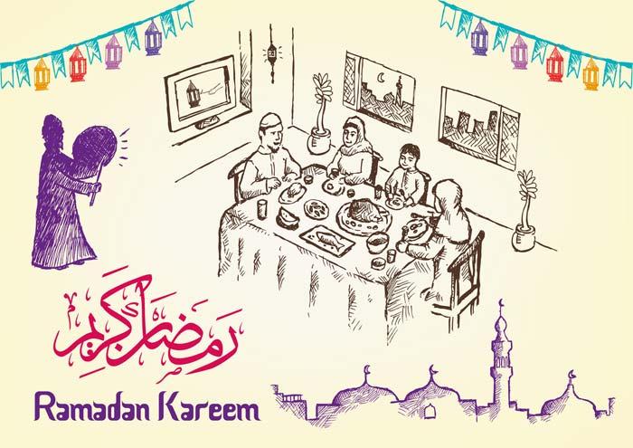When is Ramadan 2020 in Kuwait?